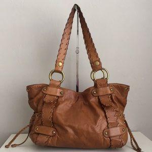 Kooba Siena bag in beautiful cognac color